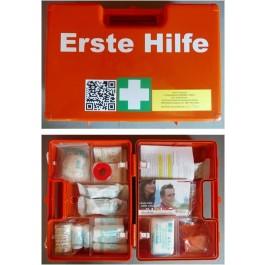Erste-Hilfe-Koffer Größe 1 orange Typ 1