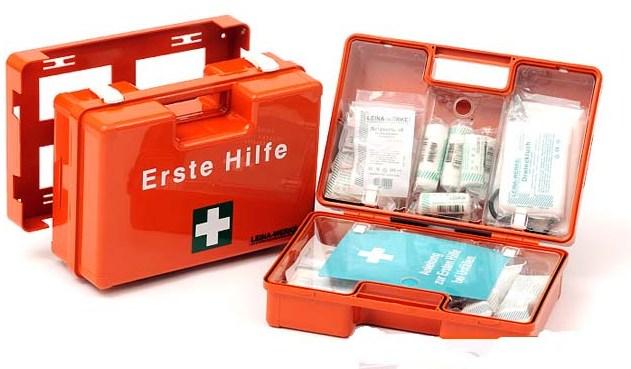 Erste-Hilfe Koffer Typ 2
