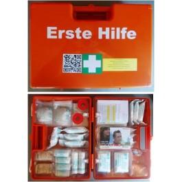 Erste Hilfe Koffer Größe 2 orange Typ 2
