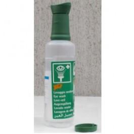 Augenspülflasche mit Inhalt
