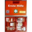 Erste-Hilfe-Koffer Größe 2 orange Typ 1